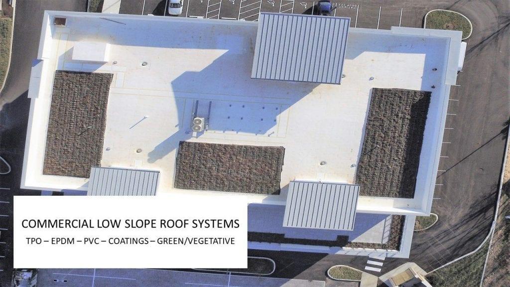 Roofing - JRC