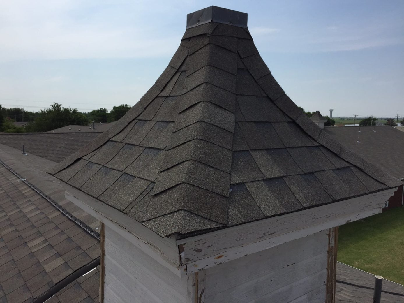 Project Ten Oaks Place Jrc National Roofing Contractor